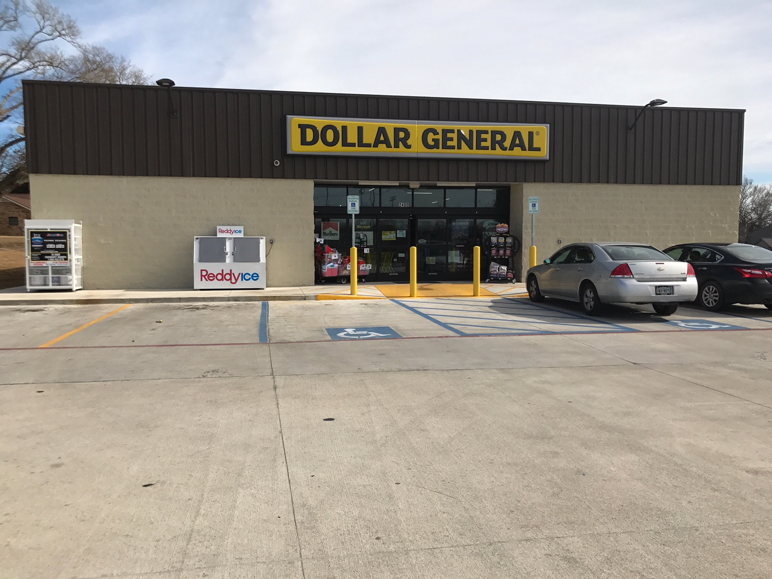 Projects by els construction els construction - Dollar general careers express hiring ...